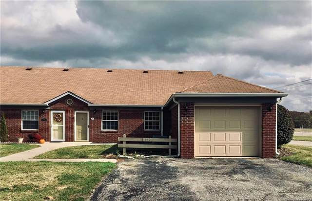 140 Andrews Boulevard, Plainfield, IN 46168 (MLS #21748597) :: Heard Real Estate Team | eXp Realty, LLC