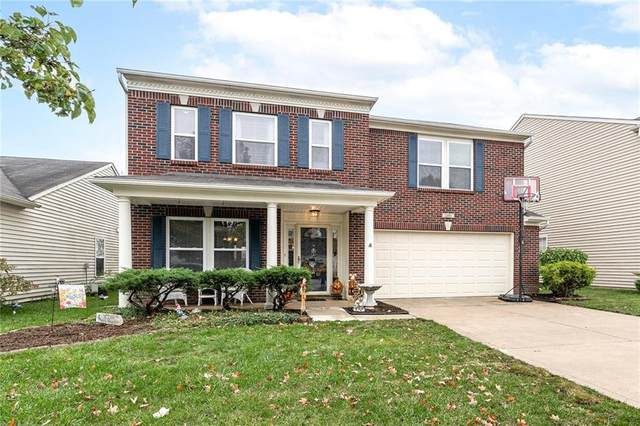 12601 Loyalty Drive, Fishers, IN 46037 (MLS #21748604) :: Ferris Property Group