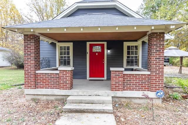 6041 Estate Avenue, Indianapolis, IN 46228 (MLS #21748608) :: The Evelo Team