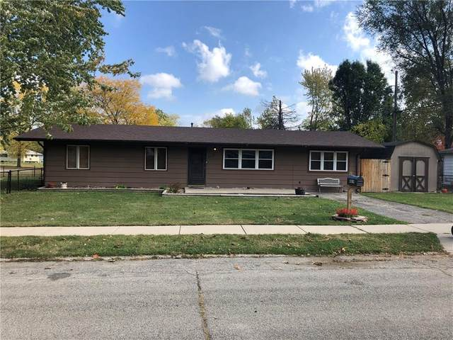 4819 N Longworth Avenue, Lawrence, IN 46226 (MLS #21748616) :: RE/MAX Legacy