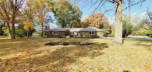 7910 Sunnyside Road, Indianapolis, IN 46236 (MLS #21748621) :: RE/MAX Legacy