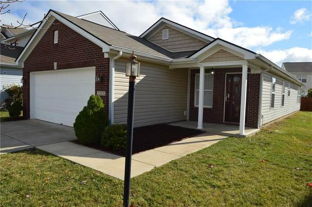 5353 Bombay Drive, Indianapolis, IN 46239 (MLS #21748625) :: Mike Price Realty Team - RE/MAX Centerstone