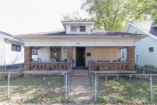 1043 King Avenue, Indianapolis, IN 46222 (MLS #21748631) :: Mike Price Realty Team - RE/MAX Centerstone