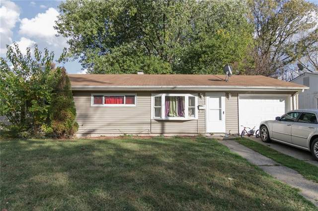 4943 Leone Drive, Indianapolis, IN 46226 (MLS #21748642) :: RE/MAX Legacy