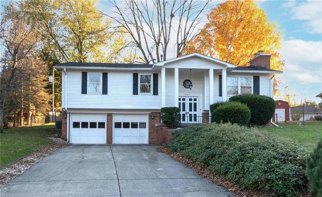 8429 Rodney Drive, Indianapolis, IN 46234 (MLS #21748644) :: The Indy Property Source