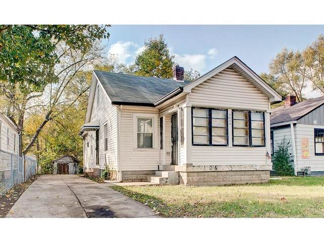 3528 Brouse Avenue, Indianapolis, IN 46218 (MLS #21748645) :: The Evelo Team