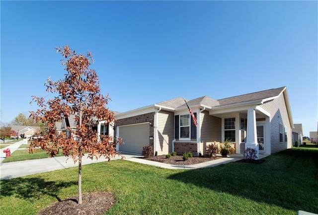 4880 Dahlia Drive, Plainfield, IN 46168 (MLS #21748648) :: The Evelo Team