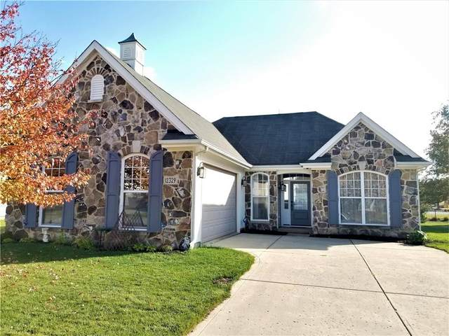 12329 Guy Way, Indianapolis, IN 46236 (MLS #21748649) :: The ORR Home Selling Team