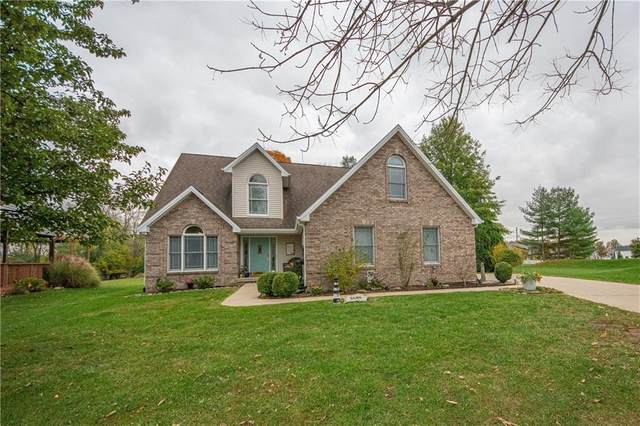 3085 Pippin Court S, Columbus, IN 47201 (MLS #21748660) :: Mike Price Realty Team - RE/MAX Centerstone