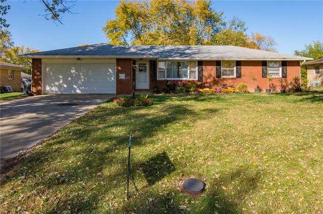 2708 Tamra Lane, Anderson, IN 46012 (MLS #21748670) :: The Evelo Team