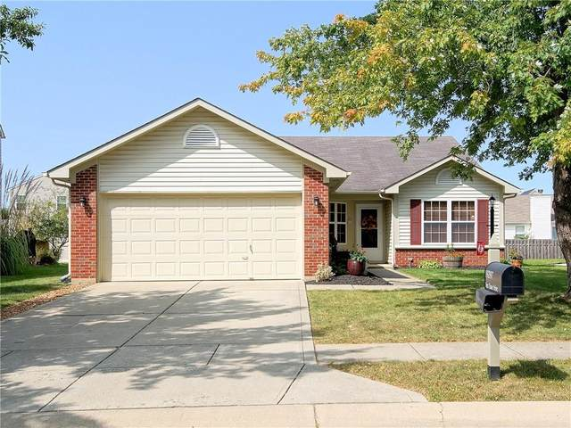 19297 Fox Chase Drive, Noblesville, IN 46062 (MLS #21748678) :: Richwine Elite Group