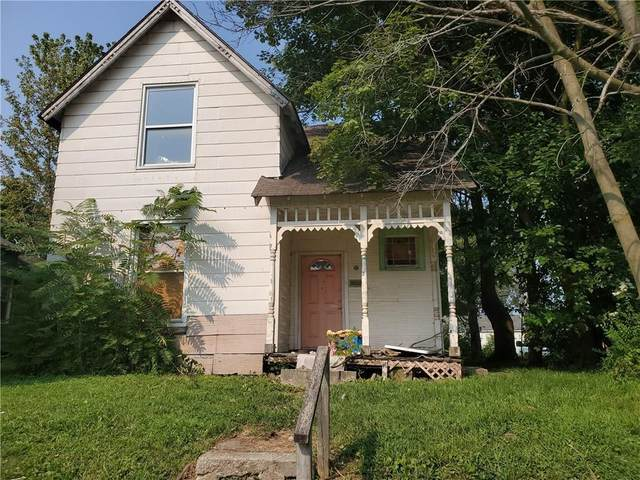 2131 Fletcher Street, Anderson, IN 46016 (MLS #21748679) :: Mike Price Realty Team - RE/MAX Centerstone