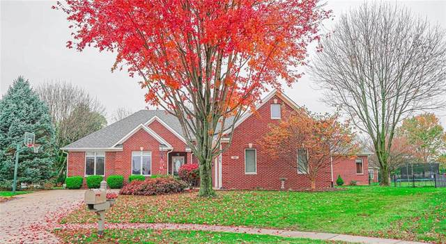 1365 Sugarberry Court, Mooresville, IN 46158 (MLS #21748683) :: The ORR Home Selling Team