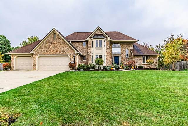 207 W Admiral Way S, Carmel, IN 46032 (MLS #21748684) :: The Indy Property Source