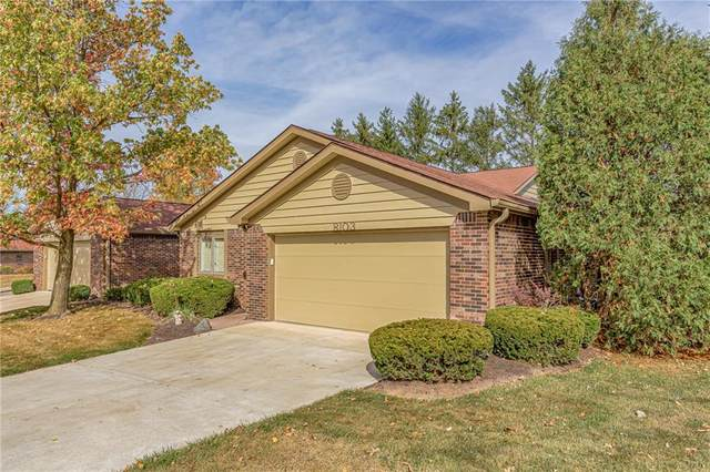 8103 Shoreridge Terrace, Indianapolis, IN 46236 (MLS #21748685) :: RE/MAX Legacy