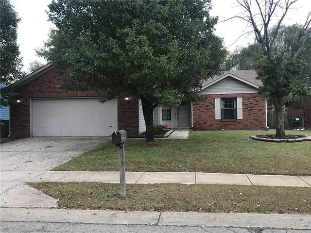 7149 Carrie Drive, Indianapolis, IN 46237 (MLS #21748690) :: The ORR Home Selling Team