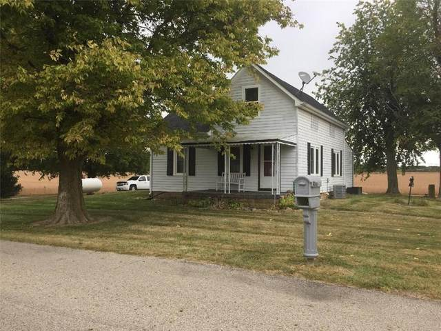 5602 S Grant City Road, Shirley, IN 47384 (MLS #21748693) :: David Brenton's Team
