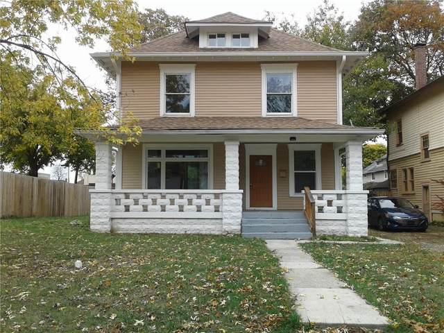 3339 N New Jersey Street, Indianapolis, IN 46205 (MLS #21748700) :: Corbett & Company