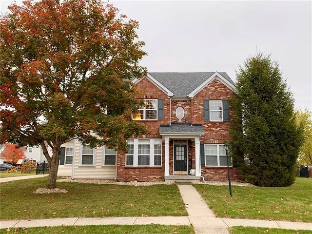 12753 Buff Stone Court, Fishers, IN 46037 (MLS #21748704) :: The Evelo Team