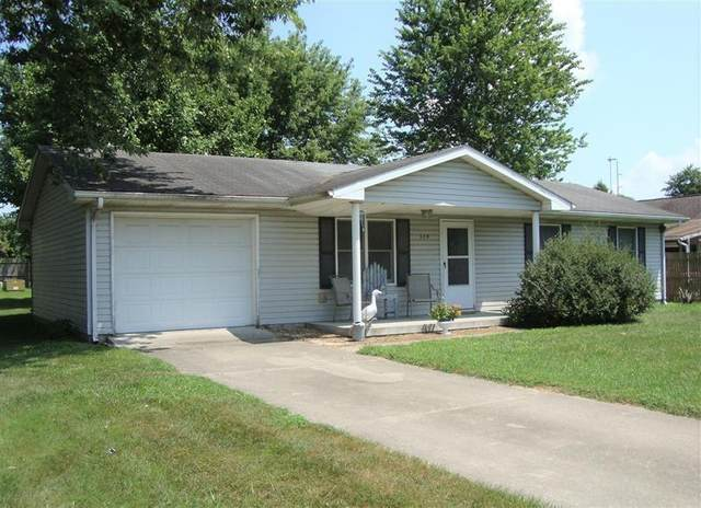 504 Woodruff Court, Seymour, IN 47274 (MLS #21748706) :: Realty ONE Group Dream