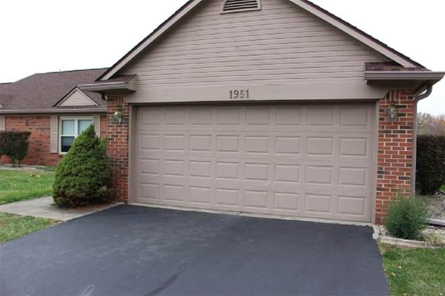1951 E Crystal Bay Drive #61, Plainfield, IN 46168 (MLS #21748707) :: Ferris Property Group