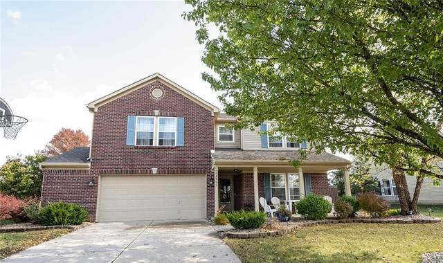 12901 Coyote Run Drive, Fishers, IN 46038 (MLS #21748718) :: Your Journey Team