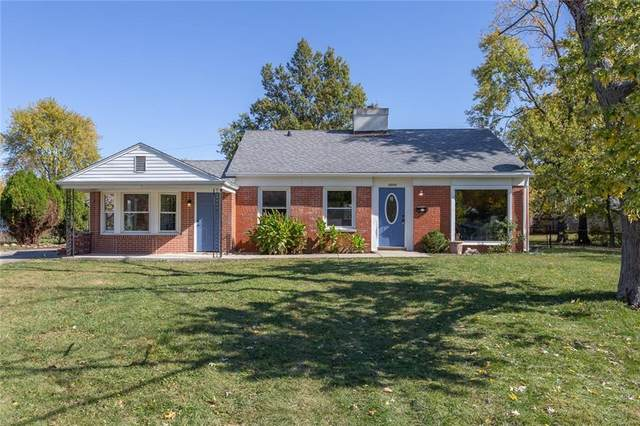 1711 Alice Jeanne Court, Indianapolis, IN 46219 (MLS #21748719) :: Your Journey Team