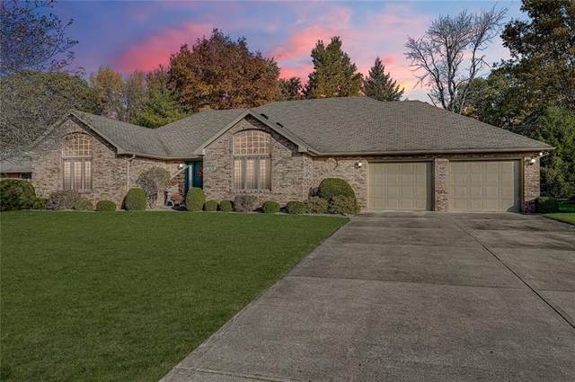2316 Hillcrest Avenue, Anderson, IN 46011 (MLS #21748725) :: Mike Price Realty Team - RE/MAX Centerstone