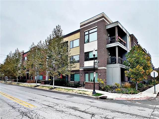 622 E 10th Street #302, Indianapolis, IN 46202 (MLS #21748728) :: The Evelo Team