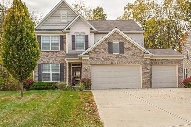 1167 Old Vines Court, Greenwood, IN 46143 (MLS #21748734) :: Your Journey Team