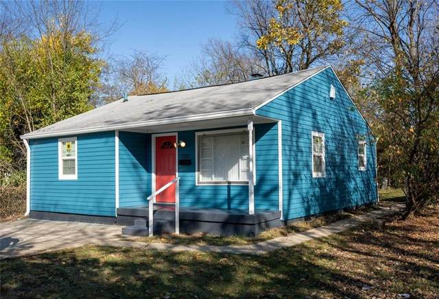 3233 Ralston Avenue, Indianapolis, IN 46218 (MLS #21748752) :: The ORR Home Selling Team