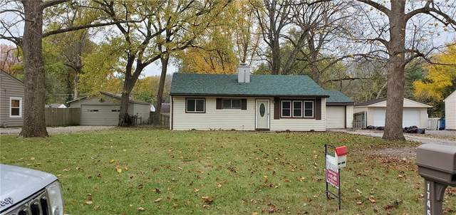 1745 Randall Road, Indianapolis, IN 46240 (MLS #21748761) :: Anthony Robinson & AMR Real Estate Group LLC