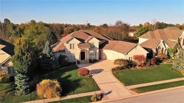 2816 Coventry Lane, Greenwood, IN 46143 (MLS #21748781) :: The Indy Property Source