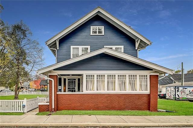 223 E 24TH Street, Indianapolis, IN 46205 (MLS #21748785) :: Richwine Elite Group