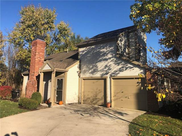 11679 Buttonwood Drive, Carmel, IN 46033 (MLS #21748792) :: The Indy Property Source