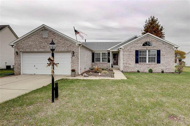 7599 Corsican Circle, Avon, IN 46123 (MLS #21748793) :: The ORR Home Selling Team