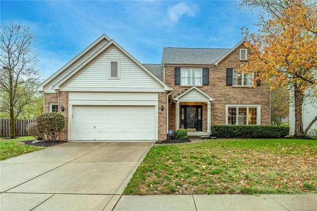 14474 Waverly Drive, Carmel, IN 46033 (MLS #21748796) :: RE/MAX Legacy