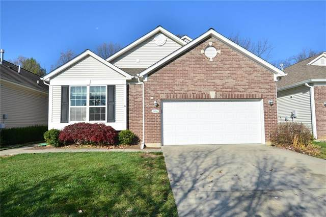 1006 Lincoln Park West Drive, Greenwood, IN 46142 (MLS #21748798) :: Anthony Robinson & AMR Real Estate Group LLC