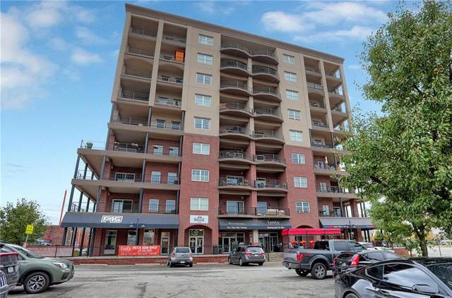 435 Virginia Avenue #704, Indianapolis, IN 46203 (MLS #21748802) :: Anthony Robinson & AMR Real Estate Group LLC