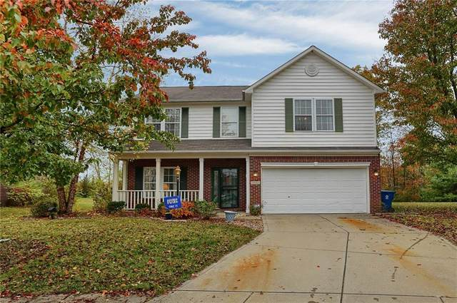 5322 Kidwell Circle, Indianapolis, IN 46239 (MLS #21748806) :: Mike Price Realty Team - RE/MAX Centerstone
