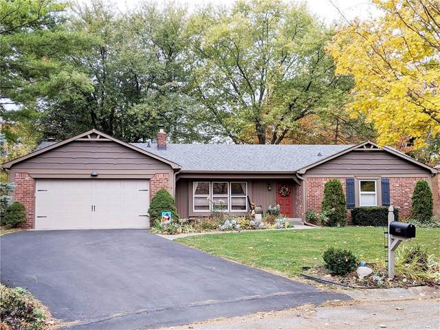 9012 Fordham Street, Indianapolis, IN 46268 (MLS #21748809) :: Heard Real Estate Team | eXp Realty, LLC