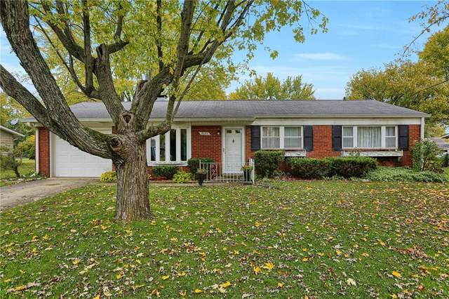 8730 E Walma Drive, Indianapolis, IN 46219 (MLS #21748812) :: Heard Real Estate Team | eXp Realty, LLC