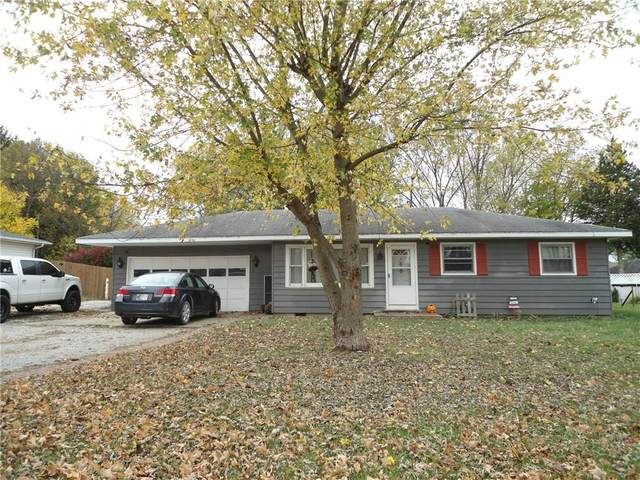 3 Eastgate Drive, Crawfordsville, IN 47933 (MLS #21748813) :: Your Journey Team