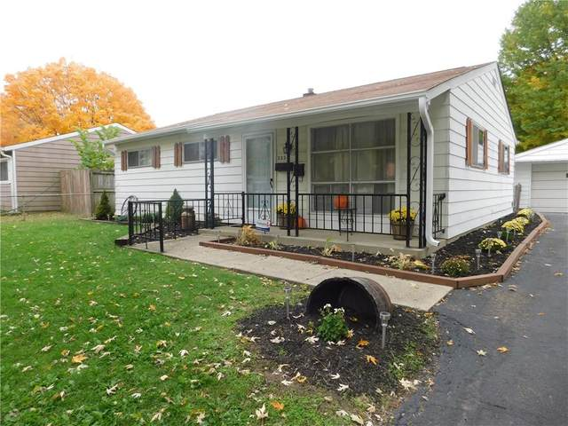222 S Kenmore Road, Indianapolis, IN 46219 (MLS #21748822) :: Your Journey Team