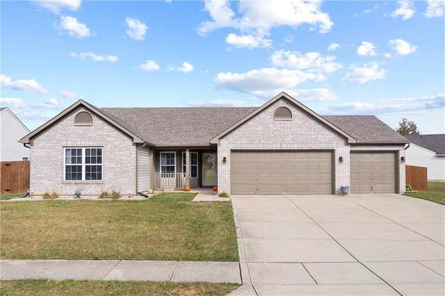 9936 Nightsong Lane, Avon, IN 46123 (MLS #21748830) :: The ORR Home Selling Team