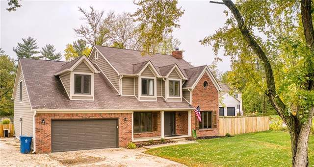 6191 N Chester Avenue, Indianapolis, IN 46220 (MLS #21748833) :: The ORR Home Selling Team