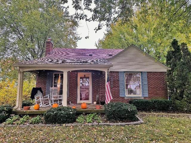 2449 Morningstar Drive, Indianapolis, IN 46229 (MLS #21748844) :: The ORR Home Selling Team