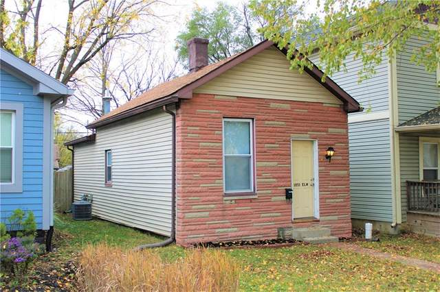 1051 Elm Street, Indianapolis, IN 46203 (MLS #21748848) :: The Indy Property Source