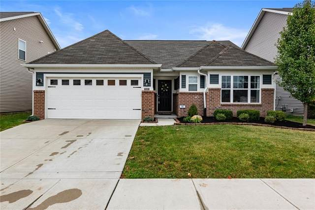 15160 Atkinson Drive, Noblesville, IN 46060 (MLS #21748850) :: The ORR Home Selling Team