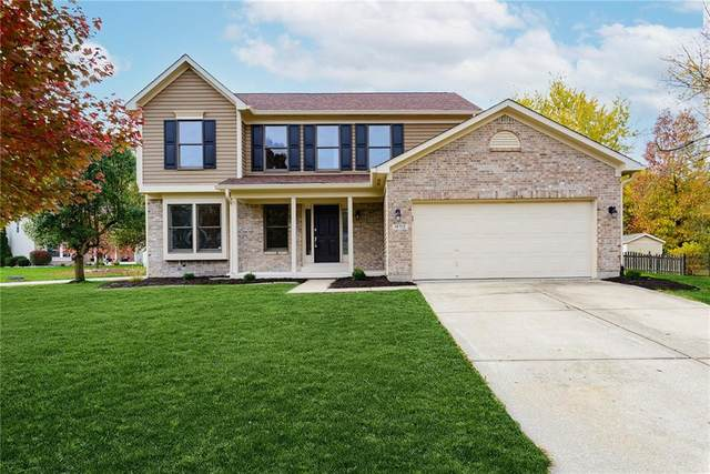 14712 Shadow Lakes Dr., Carmel, IN 46032 (MLS #21748853) :: The Indy Property Source